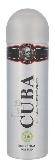 Cuba Black Deodorant (200 ml)