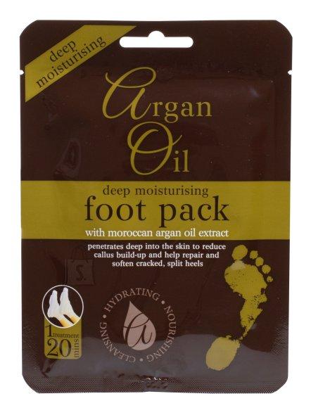Xpel Argan Oil niisutavad sokid jalgadele