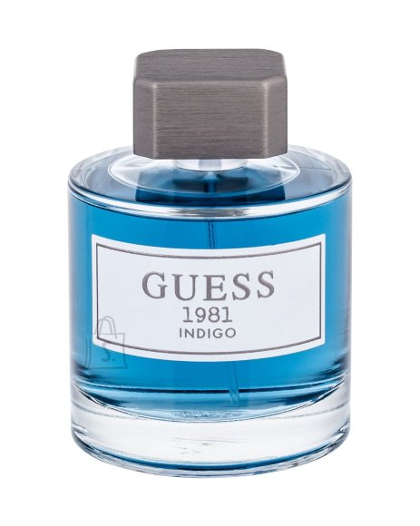 GUESS Guess 1981 Indigo For Men tualettvesi EdT 100 ml