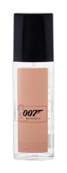 James Bond 007 James Bond 007 For Women II spray deodorant 75 ml