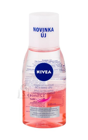 Nivea Gentle Caring Eye Makeup Remover (125 ml)