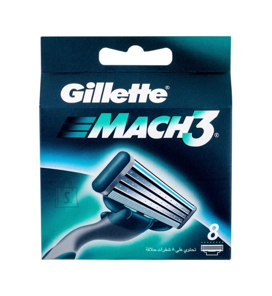 Gillette Mach3 Replacement blade (8 pc)
