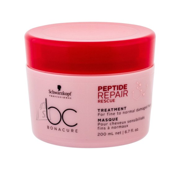Schwarzkopf Professional BC Bonacure Peptide Repair Rescue Treatment juuksemask 200ml