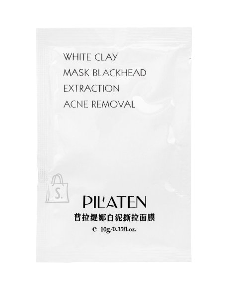 Pilaten White Clay Face Mask (10 g)