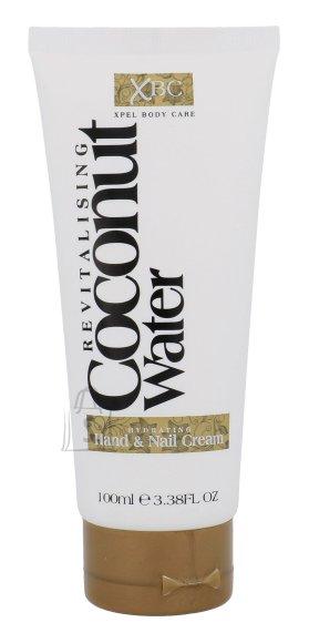 Xpel Coconut Water käte- ja küüntekreem 100ml
