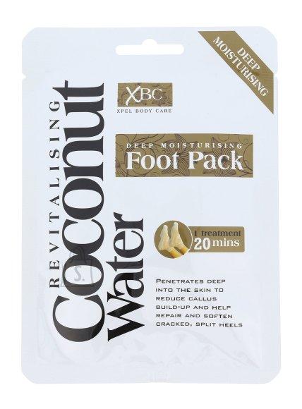 Xpel Coconut Water niisutavad sokid jalgadele