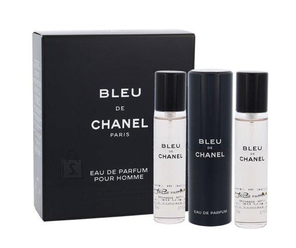 Chanel Bleu de Chanel lõhnakomplekt EdP 3x20 ml