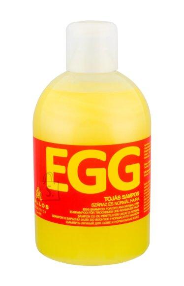 Kallos Cosmetics Egg Shampoo (1000 ml)