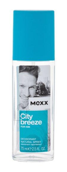 MEXX City Breeze For Him spray deodorant 75 ml