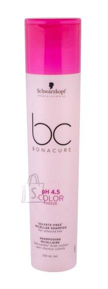 Schwarzkopf BC Bonacure pH 4.5 Color Freeze Sulfate-Free šampoon 250ml
