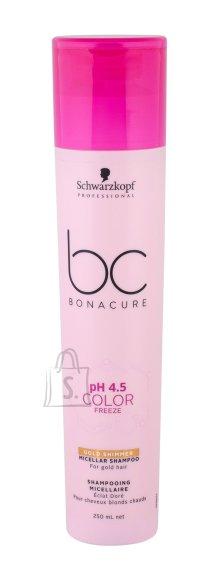 Schwarzkopf BC Color Freeze Gold Shimmer šampoon 250ml