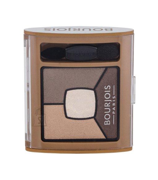 BOURJOIS Paris Smoky Stories Quad Eyeshadow Palette, 06 Upside Brown