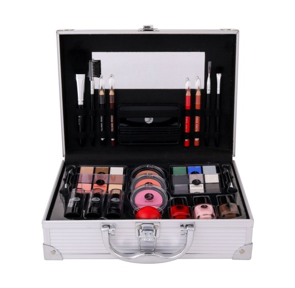 2K All About Beauty Train Case meigikohver  (60,2 g)