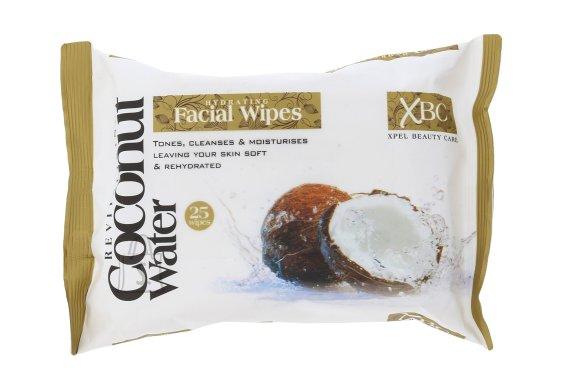 Xpel Coconut Water niisked salvrätikud 25tk
