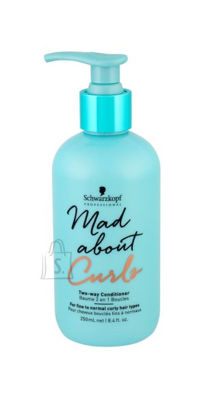Schwarzkopf Professional Mad About Curls Conditioner (250 ml)