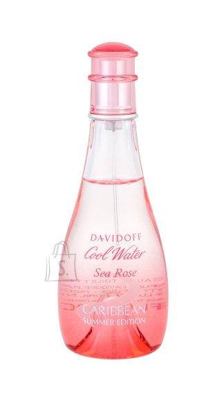 Davidoff Cool Water Sea Rose Carribean Summer Edition tualettvesi EdT 100 ml