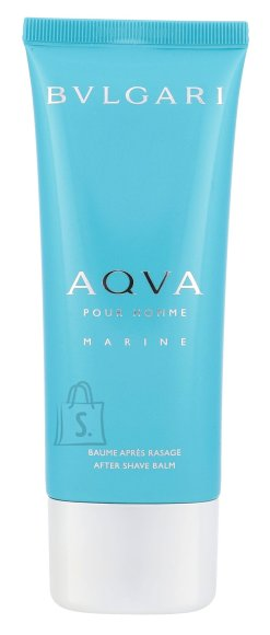 Bvlgari Aqva Pour Homme Marine Aftershave Balm (100 ml)