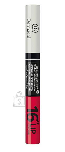 Dermacol 16H Lip Colour huulepulk: No. 4