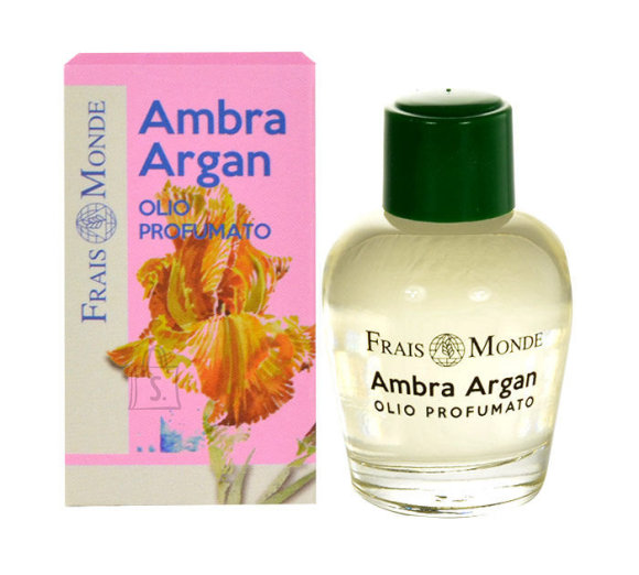 Frais Monde Ambra Argan Perfumed Oil (12 ml)