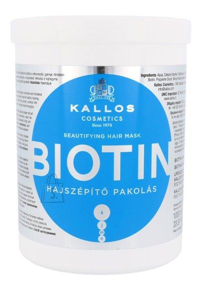 Kallos Cosmetics Biotin Hair Mask (1000 ml)