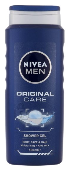 Nivea Men Original Shower Gel (500 ml)