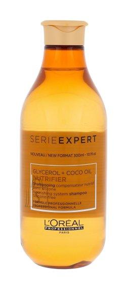 L´Oréal Professionnel Série Expert Nutrifier Glycerol + Coco Oil šampoon 300ml
