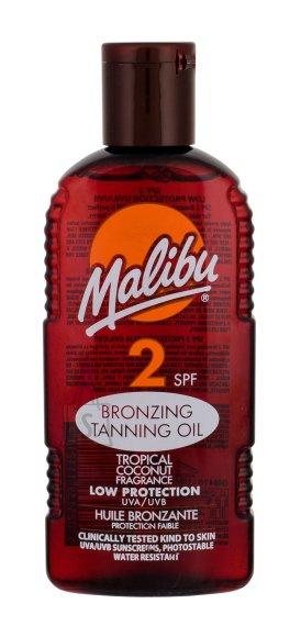 Malibu Bronzing Tanning Oil Sun Body Lotion (200 ml)