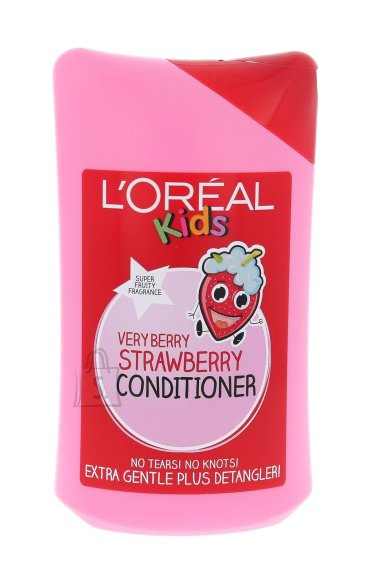 L´Oréal Paris Very Berry Strawberry laste juuksepalsam 250 ml