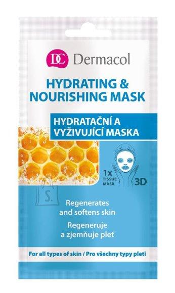 Dermacol Hydrating & Nourishing Mask Face Mask (15 ml)