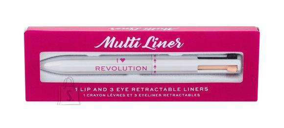 Makeup Revolution London I Heart Revolution Multi Liner