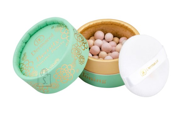 Dermacol Beauty Powder Toning pärlpuuder 25 g