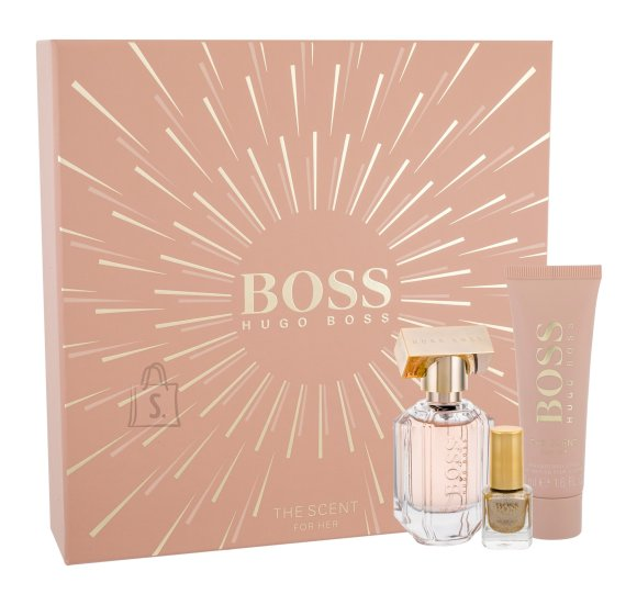 Hugo Boss Boss The Scent For Her lõhnakomplekt EdP 30 ml