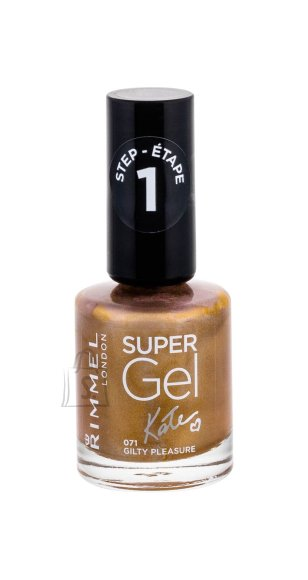 Rimmel London Super Gel By Kate Nail Polish (12 ml)