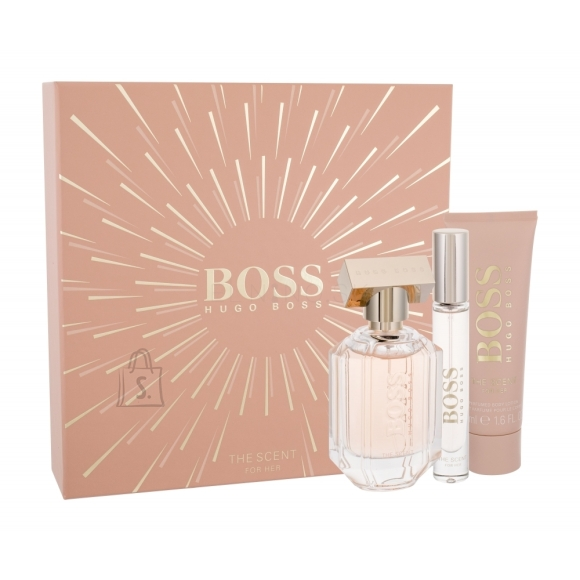 Hugo Boss Boss The Scent For Her lõhnakomplekt EdP 50 ml