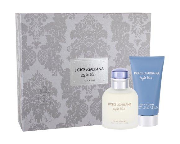 Dolce & Gabbana Light Blue Pour Homme lõhnakomplekt EdT 75 ml