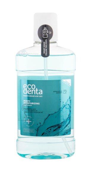 Ecodenta minty moisturizing suuvesi 500 ml