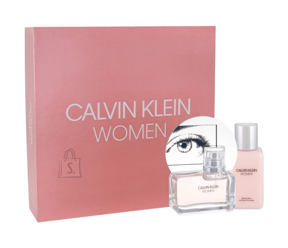 Calvin Klein Calvin Klein Women lõhnakomplekt EdP 100 ml