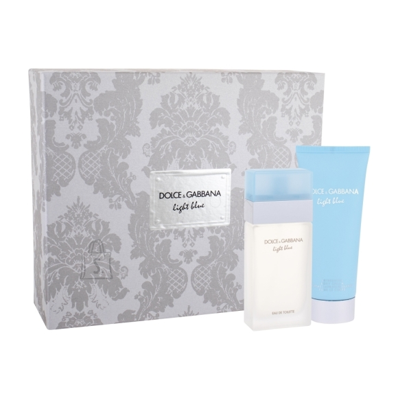 Dolce & Gabbana Light Blue lõhnakomplekt EdT 50 ml