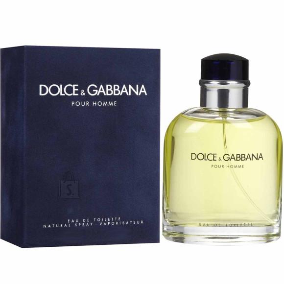 Dolce & Gabbana Pour Homme meestele EdT 125 ml