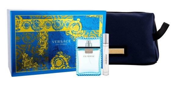 Versace Man Eau Fraiche lõhnakomplekt EdT 100 ml