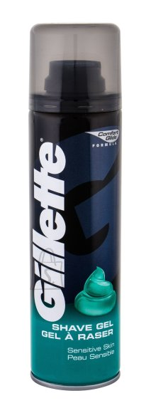 Gillette Classic Sensitive habemeajamisgeel 200 ml