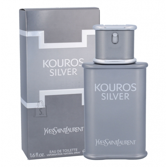 Yves Saint Laurent Kouros Silver tualettvesi EdT 50 ml