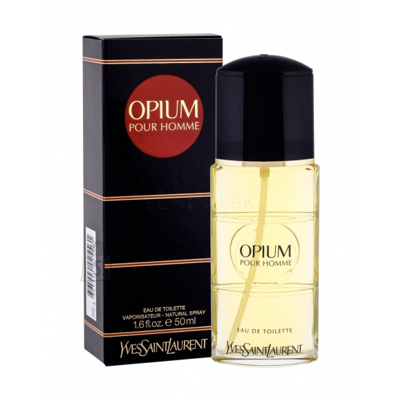Yves Saint Laurent Opium tualettvesi EdT 50 ml