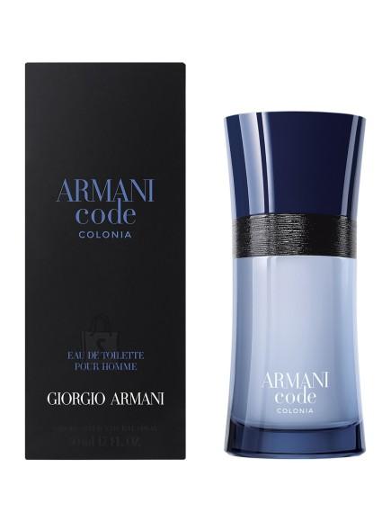 Giorgio Armani Code Colonia tualettvesi EdT