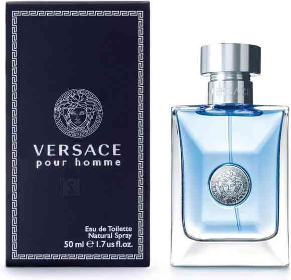 Versace Pour Homme tualettvesi EdT 50 ml