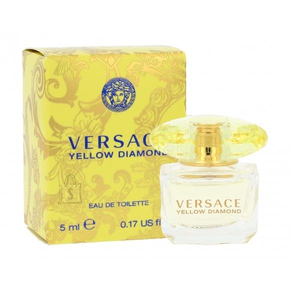 Versace Yellow Diamond tualettvesi EdT 5 ml