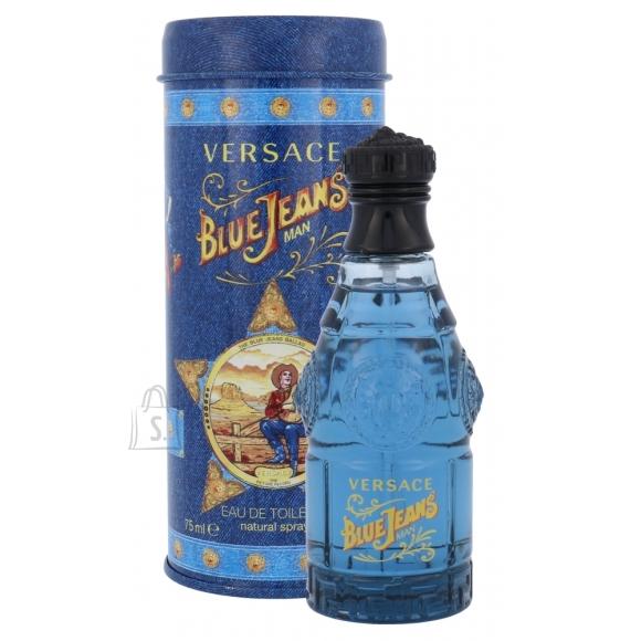Versace Blue Jeans tualettvesi EdT 75 ml