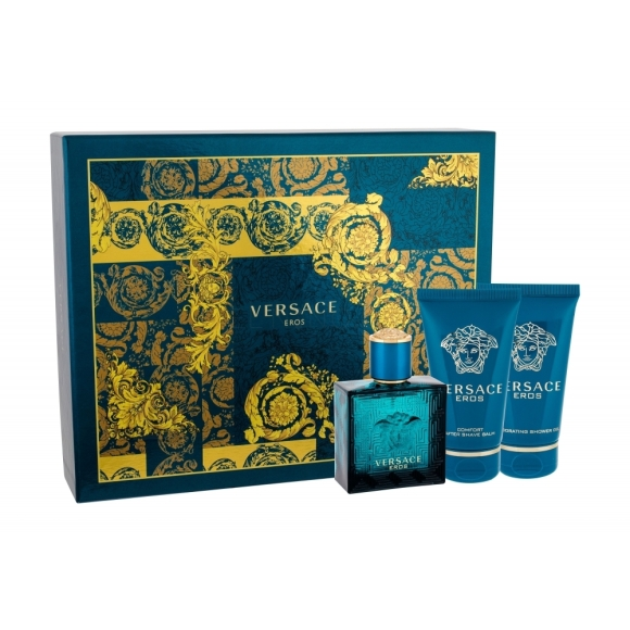 Versace Eros lõhnakomplekt EdT 50 ml