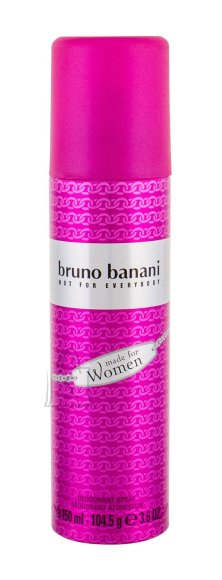 Bruno Banani Made For Women spray deodorant 150 ml