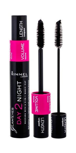 Rimmel London Day 2 Night Mascara (9,5 ml)